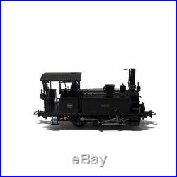Locomotive vapeur 030T Schneider Norte ép I et II -HO-1/87-IBERTREN 41034