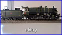 Locomotive vapeur 140 C 231 SNCF Liliput réf 101433