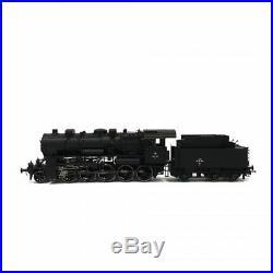 Locomotive vapeur 150C661 ex. Al. Sncf époque III-HO-1/87-JOUEF HJ2297