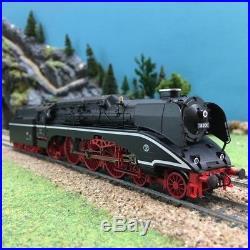 Locomotive vapeur 18 201 DR ép IV / V -HO-1/87-ROCO 72246