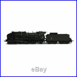 Locomotive vapeur 231D181 Clermont Sncf epIII analogique-HO-1/87-REE MB-040