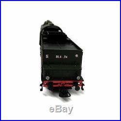 Locomotive vapeur 231D181 Clermont digitale sonorisée +fumée -HO-1/87-REE MB-040