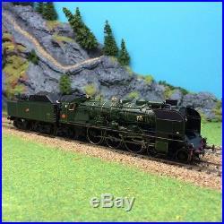 Locomotive vapeur 231K82 Nord Sncf epIII analogique-HO-1/87-REE MB-013
