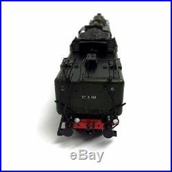 Locomotive vapeur 231. E. 30 dépot La Chapelle Sncf ép III -HO-1/87-ROCO 62309