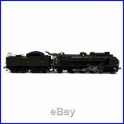 Locomotive vapeur 231. E. 30 digitale sonorisée Sncf ép III -HO-1/87-ROCO 62310