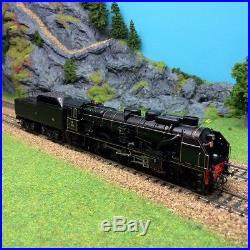 Locomotive vapeur 231. E. 42 dépôt Fives-Lilles Sncf ép III -HO-1/87-ROCO 62311