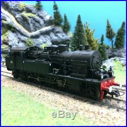 Locomotive vapeur 232 TC 415 SNCF ép III -HO 1/87-ROCO 72166