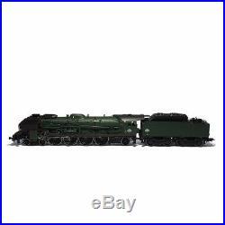 Locomotive vapeur 241 P 17 Le Mans Sncf ép III digitale sonorisée-HO-1/87-JOUEF