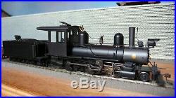 Locomotive vapeur Bachmann 28321 échelle 0n30 type 4.4.0. État neuf en boite