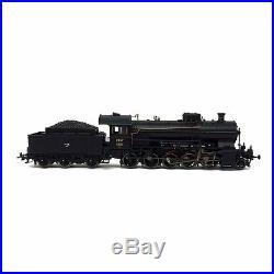 Locomotive vapeur C5 / 6 (type 150) epII SBB-HO-1/87-ROCO 61420A
