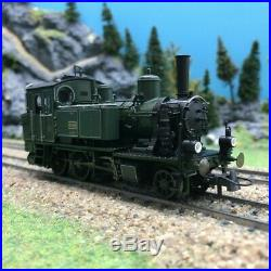 Locomotive vapeur Pt 2/3 K. Bay. Sts. B. Ep I digital son 3R-HO 1/87-ROCO 79053