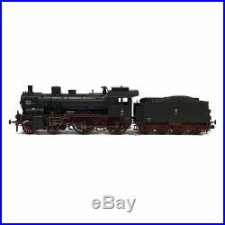 Locomotive vapeur S6 K. P. E. V. Époque I -HO-1/87-FLEISCHMANN 411302