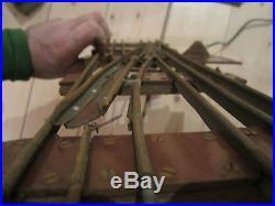 Lot De 5 Rails De Derivation Croisement Jep Et Divers Materiel Ds Jus Roues Etc