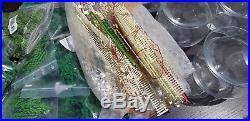 Lot de trains tgv maquette cloture arbre a l echelle ho