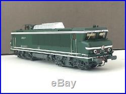 Ls Modles 10476 HO Locomotive BB 15000 verte (15003 Strasbourg) SNCF
