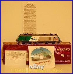 MEHANO LOCOMOTIVE ELECTRIQUE ALSTOM BB 427013 FRET F4-5