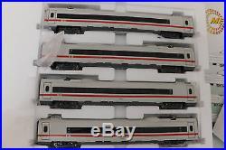 Mehano Prestige T 689 Coffret Rame Ice 3 Siemens 8 Elements Modeliste Comme Neuf