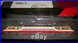 Mistral Ho Autorail Panoramique X 4210 Depot Marseille Ep III