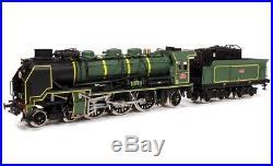 Maquette model Locomotive Pacific 231 1/32 Altaya complète 140 numéros