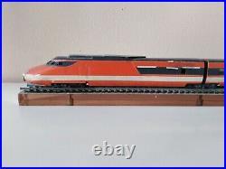 Maquette statique TGV 001 Arma SNCF