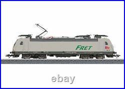 Märklin 36625 Locomotive Électrique Br E 186 Vous Inquiétez Pas Le SNCF Mfx Son