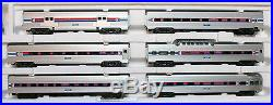 Marklin 43600 rame de 6 voitures STEAMLINERS AMTRAK US
