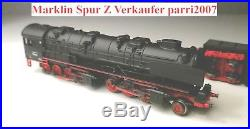 Marklin Märklin Z 88053 Dampflok BR 53.0 Top Zustand OVP MAILLET COMME NEUF