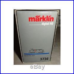 Märklin SBB FFS serie Re 4/4 II HAMO digital
