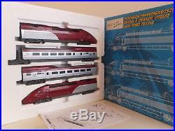 Mehano T 675 Coffret Tgv Thalys Version Modeliste Parfait Etat En Boite