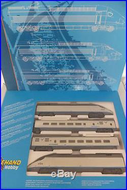 Mehano T 684 Coffret Tgv Ave Renfe Version Modeliste Comme Neuf
