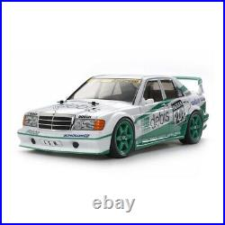 Mercedes-Benz 190 E EVO II Debis TT01E 4WD Kit 1/10 TAMIYA 58656