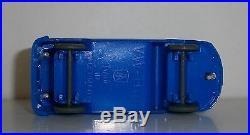 Mini Bus Vw Lego Wiking Pub Philips Bel Etat Bleu Et Gris