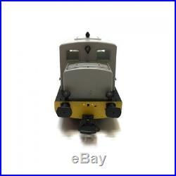 Moyse 32 TDE Industriel Gris ép IV V-HO-1/87-REE MB-079
