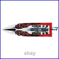 Offshore Spartan Power Boat Monocoque Brushless TRAXXAS TRX57076-4