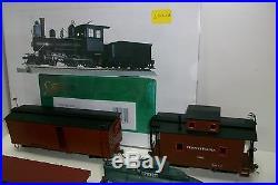 On30 Spectrum L28301a Kit Train Routier, Locomotive + 4 Wagons +Acc