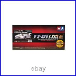 Pack Porsche 911 997 GT3 Cup VIP 2008 TT01E Kit 1/10 TAMIYA 47429PCK