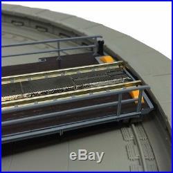 Pont tournant électrique 40 voies maxi-ho-1/87-ROCO 42615