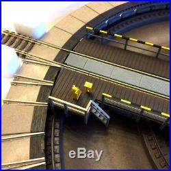 Pont tournant électrique 48 voies-HO-1/87-FLEISCHMANN 6152C