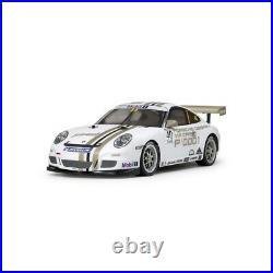 Porsche 911 997 GT3 Cup VIP 2008 TT01E Kit 1/10 TAMIYA 47429