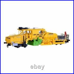 Profileuse régaleuse UPS 2000 SWS Plasser & Theurer -HO-1/87-KIBRI 16060