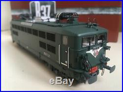 R37 41038 HO Locomotive BB8521 Verte Les Aubrais Sncf ép III