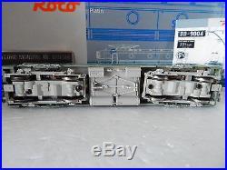 Rare Locomotive Roco Bb 9004 Bi Couleur Serie Platinium En Coffret Ho