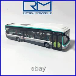 RM SAI 2710 HO version DC Car Autobus MAN LION'S CITY (version avec passagers)