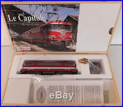 ROCO 43563 Locomotive électrique BB 9292 Le capitole édition muséums en coffret