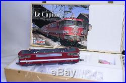 ROCO 43563 coffret BB 9292 CAPITOLE SNCF NEUF NON UTILISE