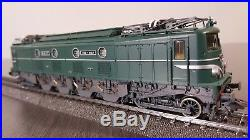 ROCO 68477. Locomotive HO SNCF 2D2 9107. 3 Rails AC Digital (66) Ep 3