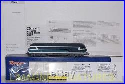 ROCO LOCOMOTIVE DIGITAL DIESEL CC 72012 SNCF D20-6