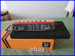 Rail 87 ou R 37 autorail unifié XBD5809 REF R87-007