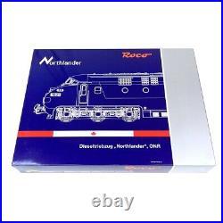 Rame 4 éléments Northlander, ONTC, Ep IV-V -H0 1/87- ROCO 72066