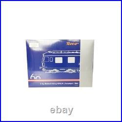 Rame 6 éléments 4010.04 Transalpin OBB, Ep IV -H0 1/87- ROCO 73056